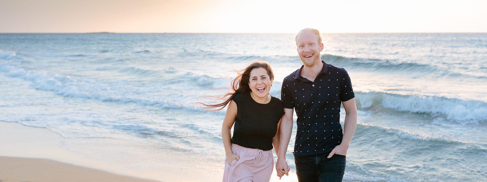 Fotografen für stylische, fröhliche und authentische Paare